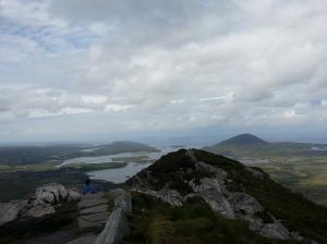 Binn Ghuaire (Diamond Hill), Leitir Fraic, Conamara