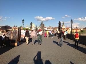 Karluv most/ Charles Bridge, Prague